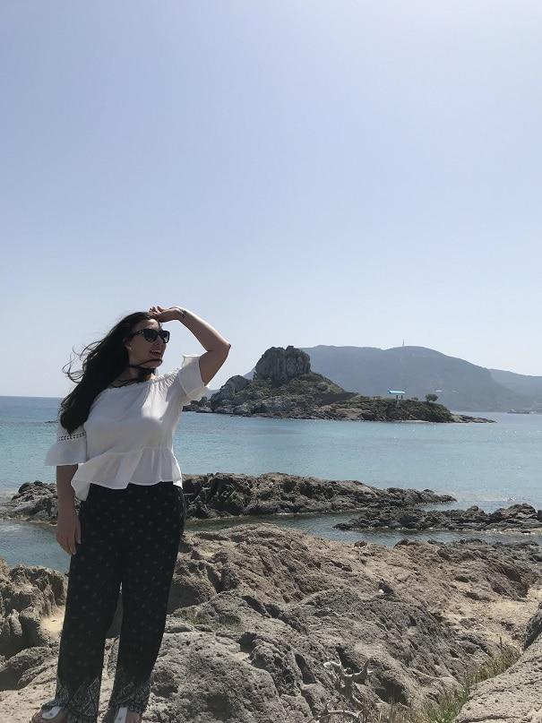 kos adası kefalos kilise
