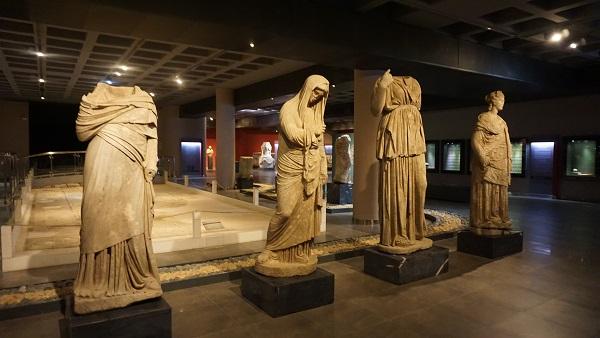 Aydın Arkeoloji Müzesi aydın gezi rehberi