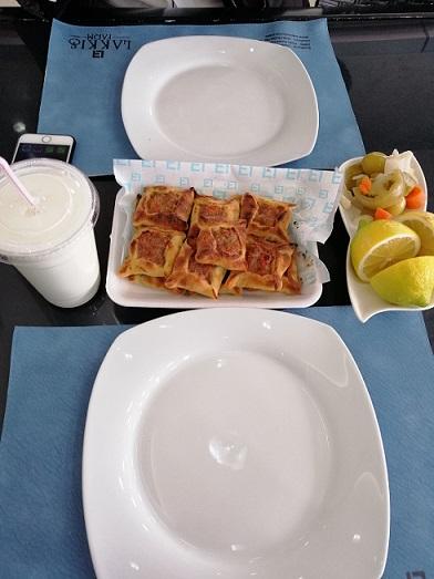 beyrut lezzetleri Lakkis Rest House