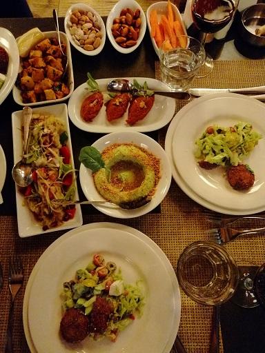 lübnan Restoranları Bou Melhem Restaurant