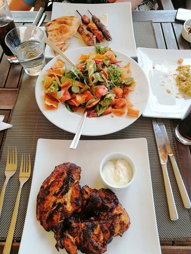 Beyrut lezzetleri Malena Restaurant
