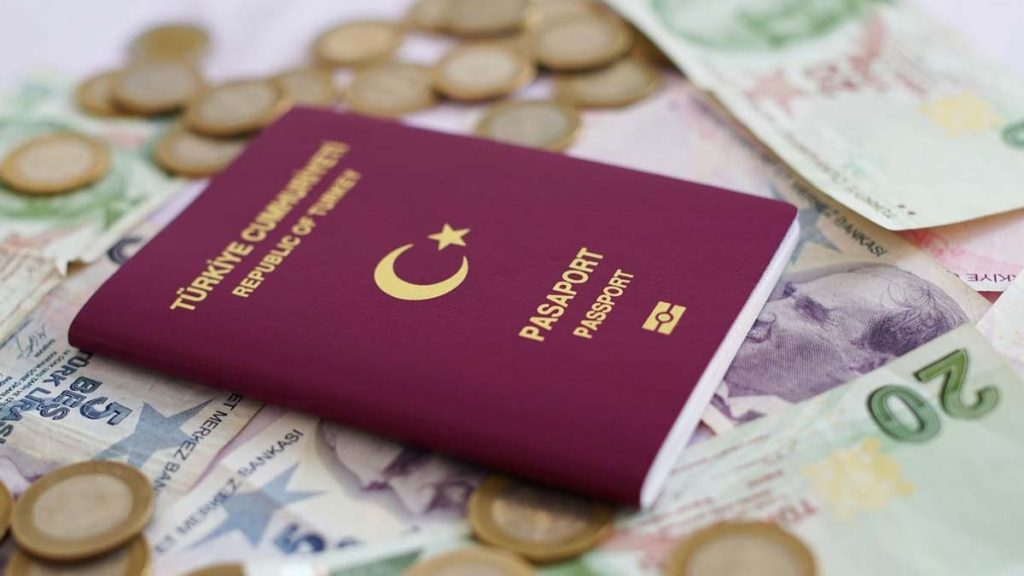 pasaport harç ve defter bedeli 2019