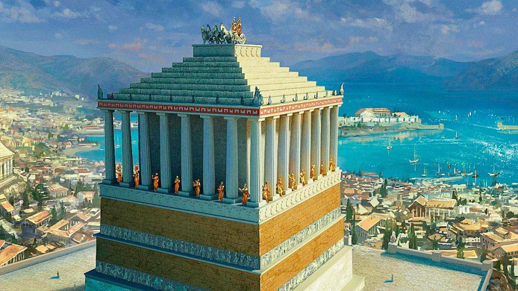 muğlada bir antik kent