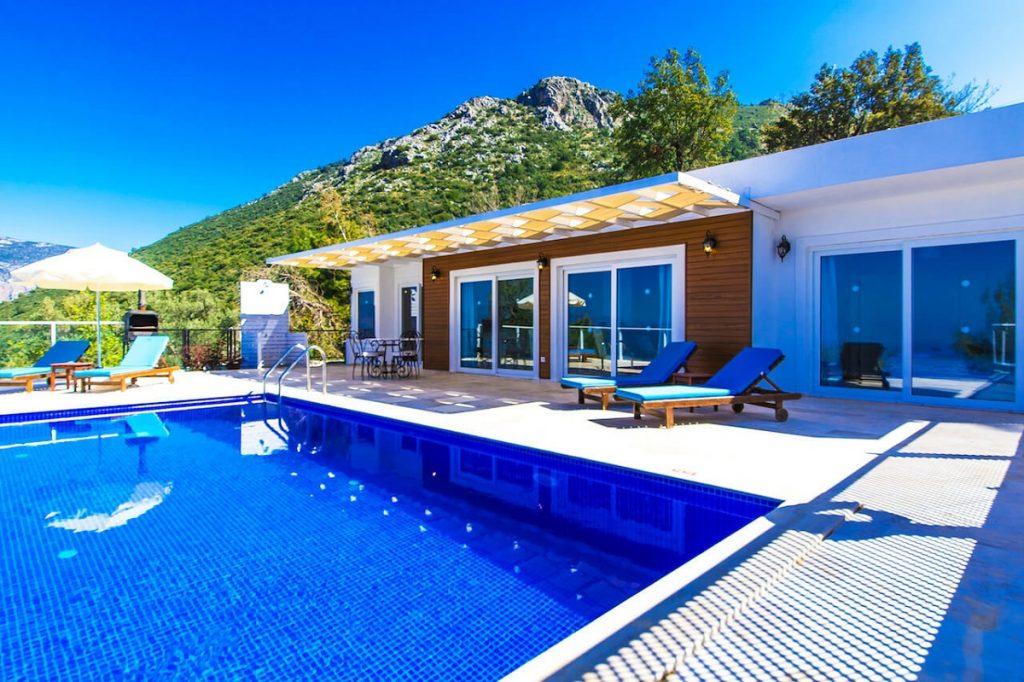 kiralık villa işlemleri