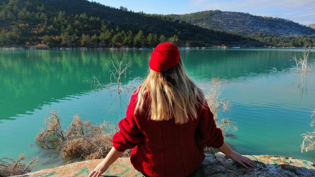 yatağan nere gezilir mavi göl