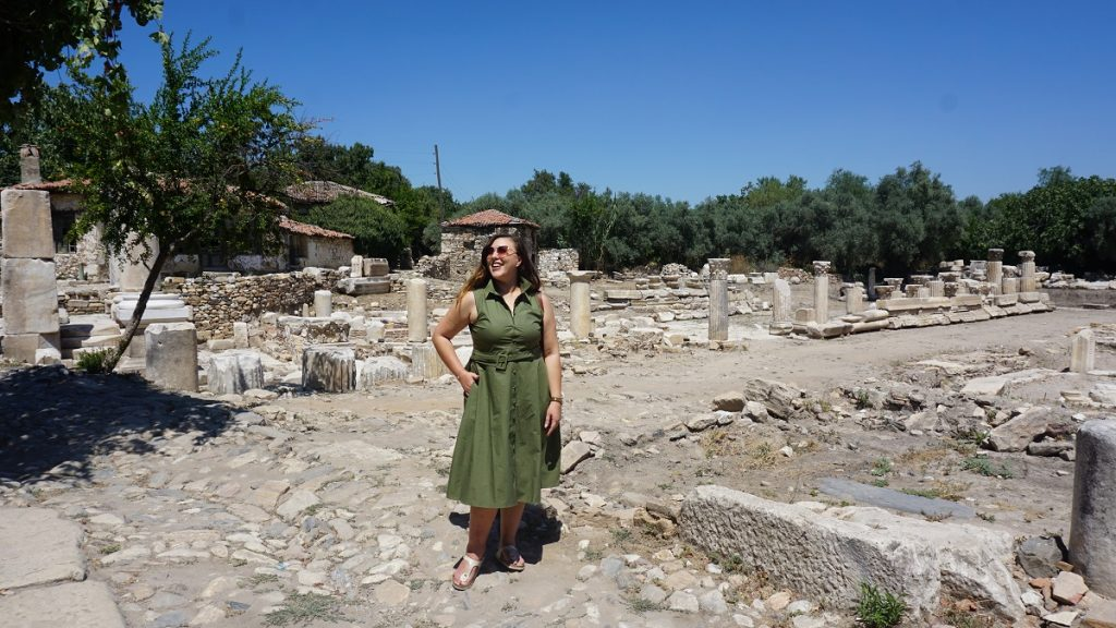 yatağan gezi rehberi stratonikeia antik kenti
