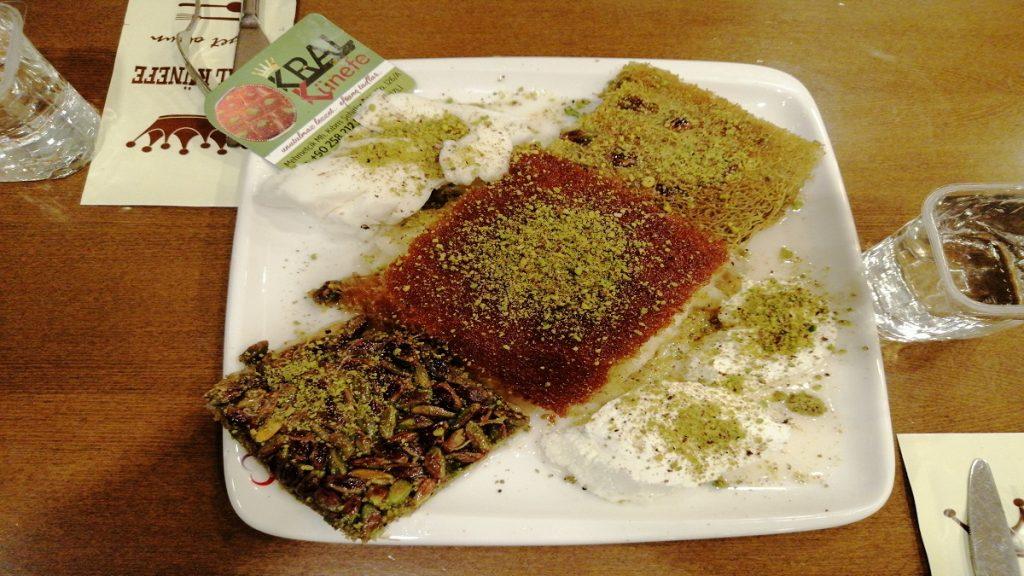 denizli yeme içme önerileri kral künefe