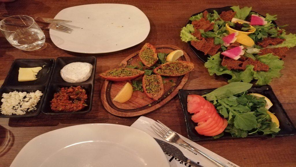 denizlide ne yenir miske restaurant