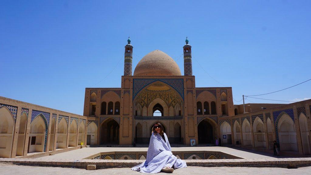 Kashan gezi rehberi agha bozorg camii
