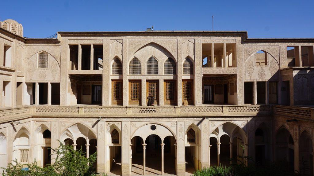 kashan abbasian house