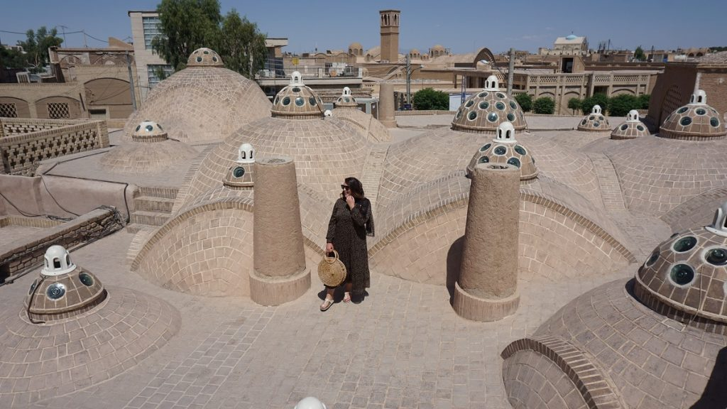 kashan sultan amir ahmad bathhouse