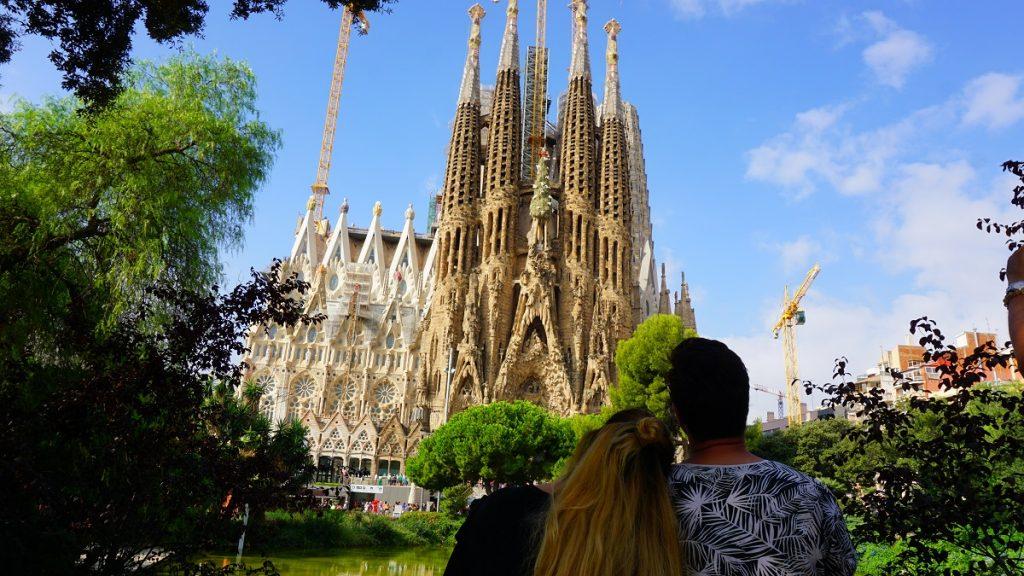 otobüsle avrupa turu barcelona