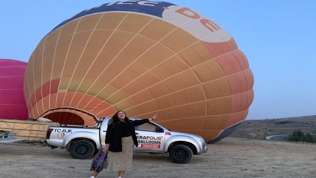 pamukkale balon turu hierapolis balloons