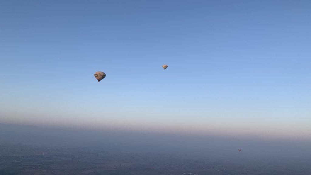 pamukkale sıcak hava balonu