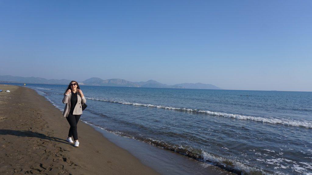 dalaman gezilecek yerler sarıgerme-sarçed-plajı