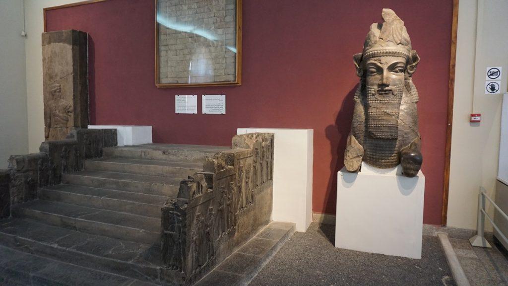 tahran bastan museum