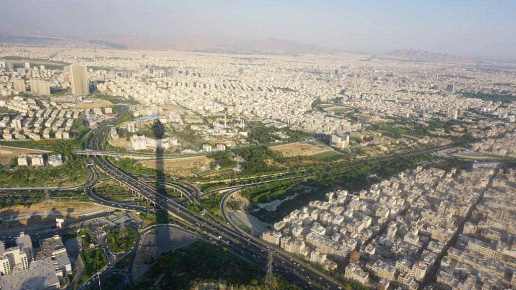 tahran milad tower
