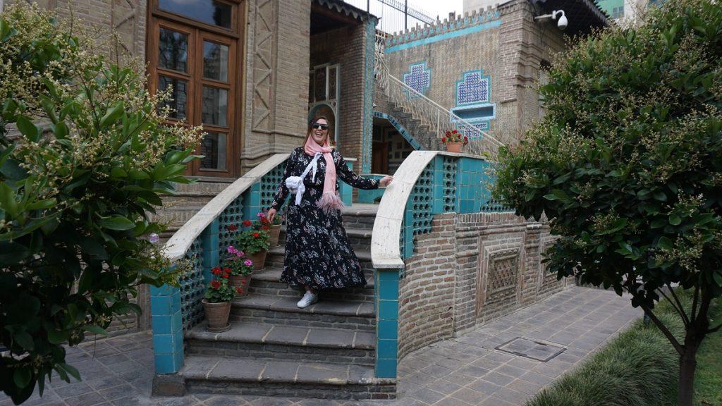 tahran moghadam müzesi
