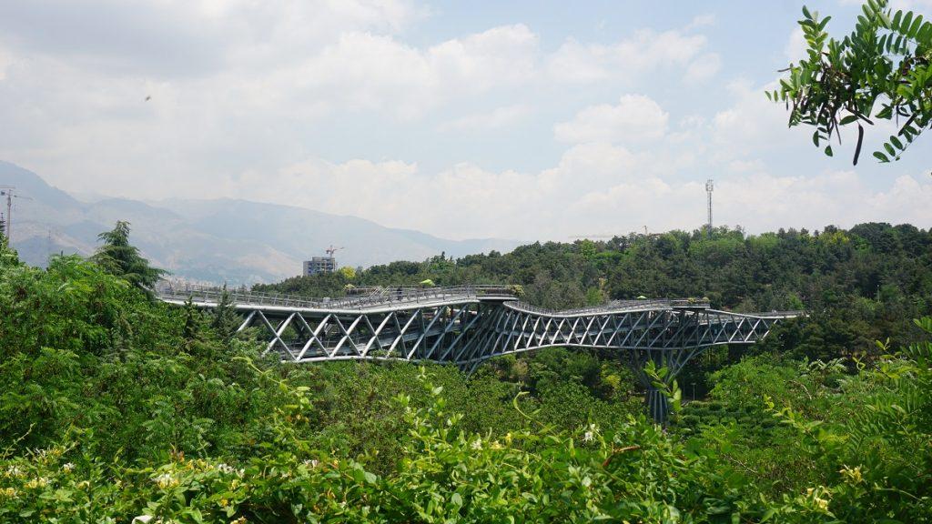 tahran gezi rehberi tabiat bridge