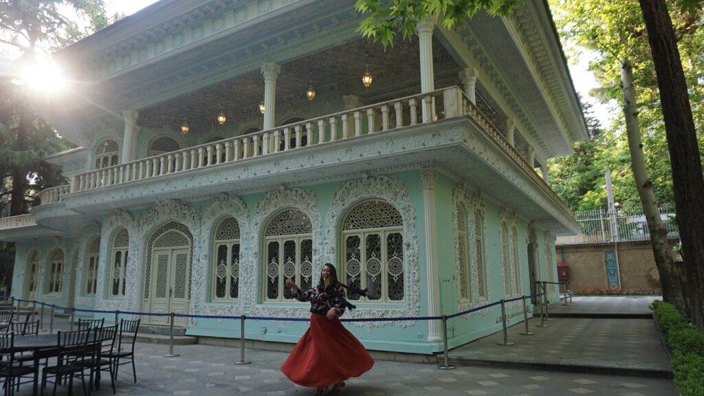 tahran gezi rehberi time museum