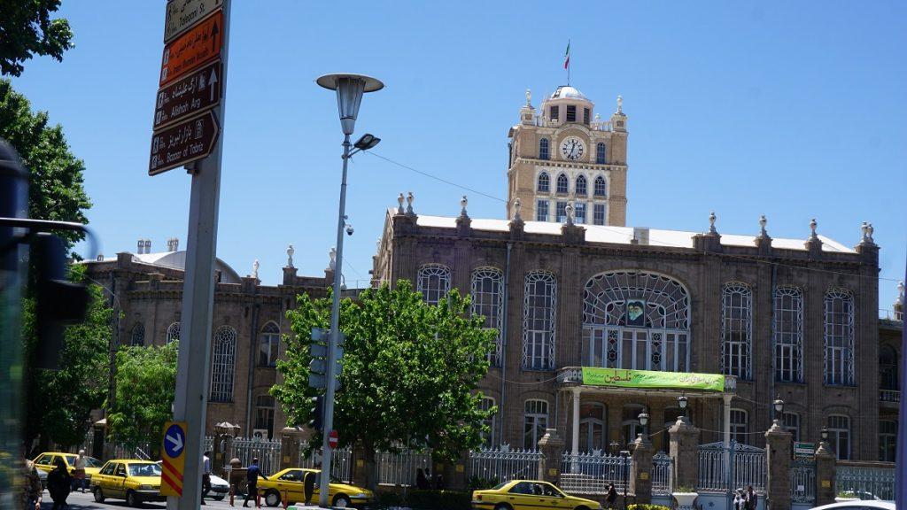 tebriz gezi rehberi belediye müzesi