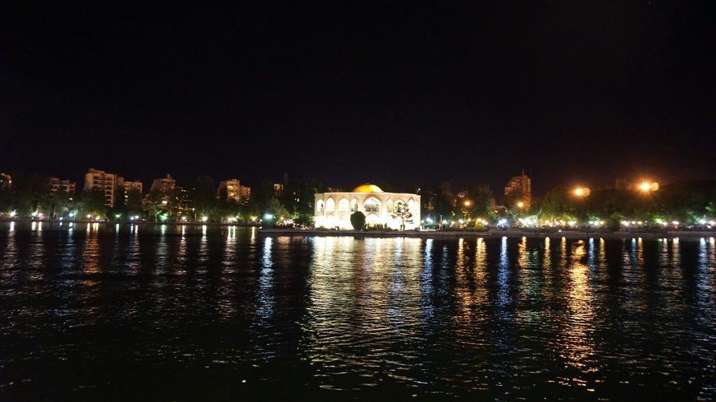 tebriz şah gölü