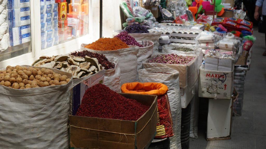 tebriz bazaar