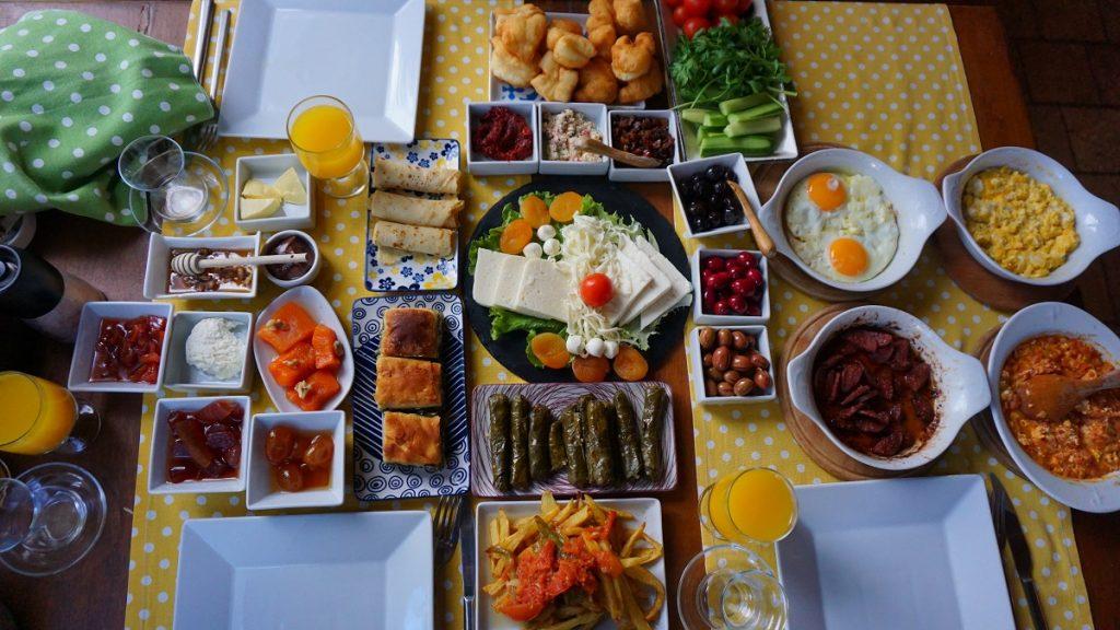 bodrum'da ne yenir kozalak kahvaltı