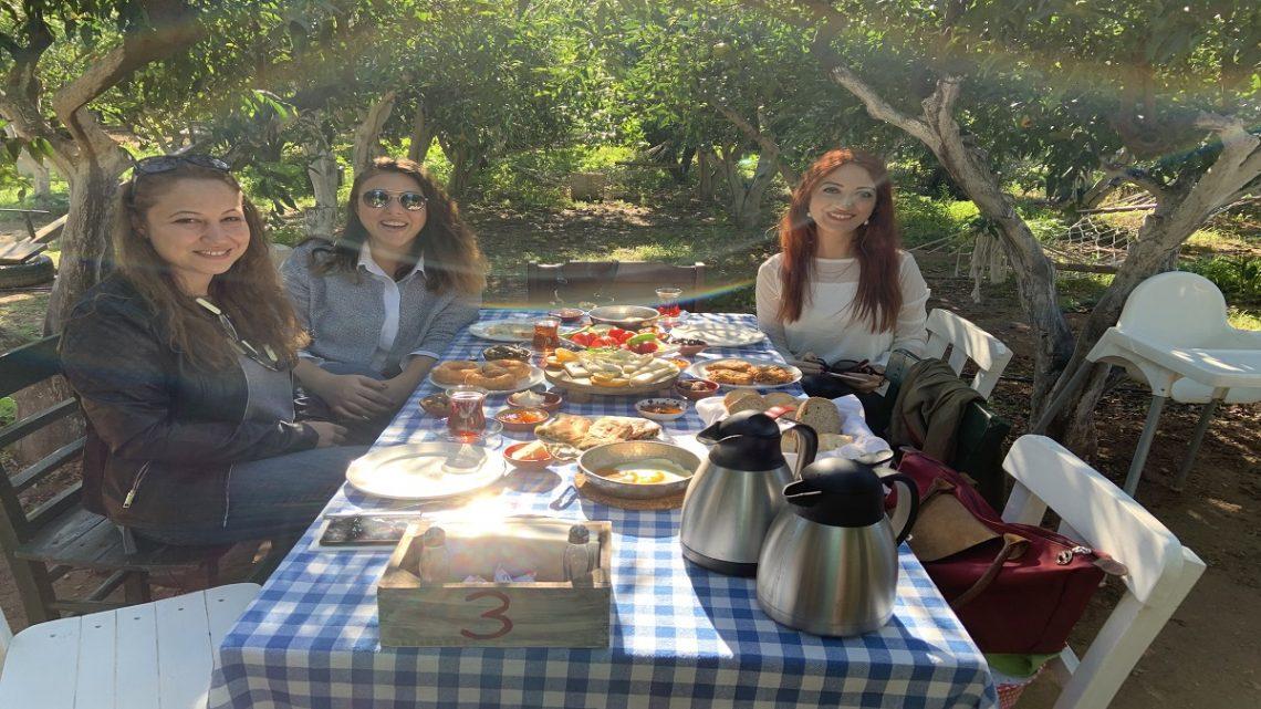 bodrumda nerede kahvaltı yapılır kuytu bahçe