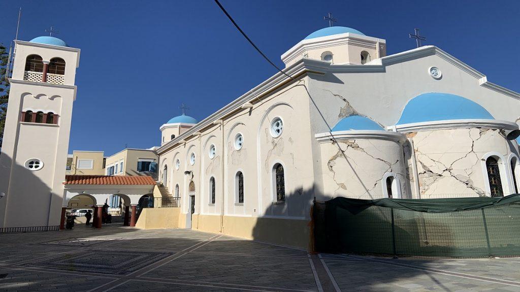 kos adası gezi rehberi kos town cathedral