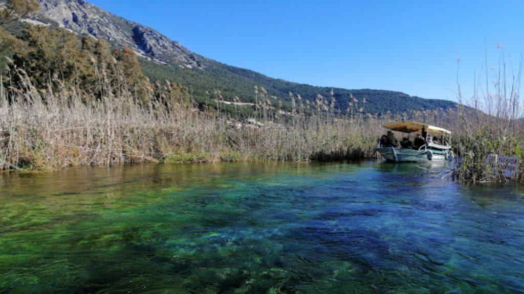 akyaka gezilecek yerler azmak nehri