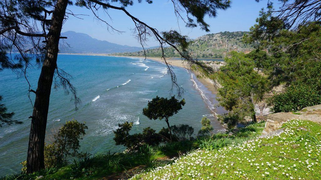 dalyan gezi rehberi iztuzu plajı