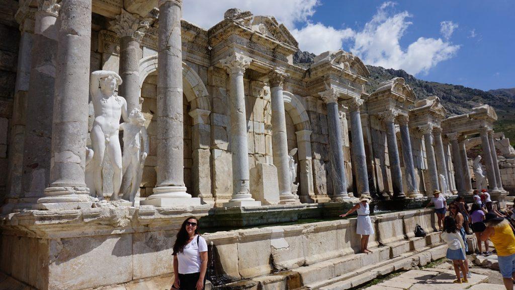 sagalassos antik kenti nerede