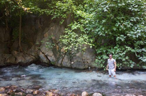 muğla gezilecek yerler saklıkent kanyonu