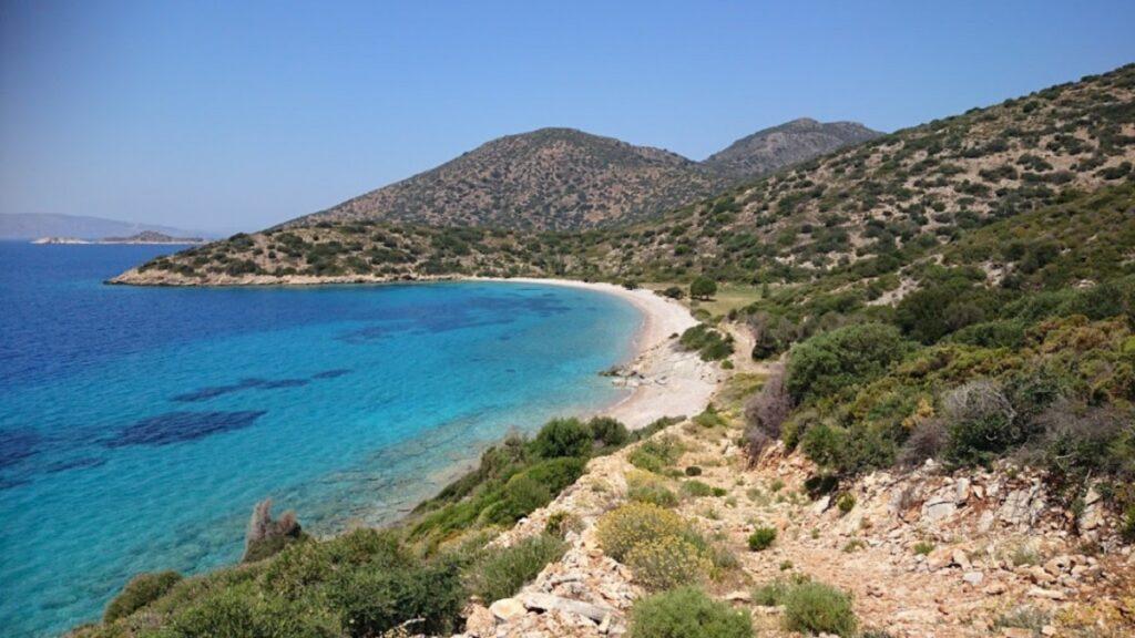 Datça koyları ve plajları