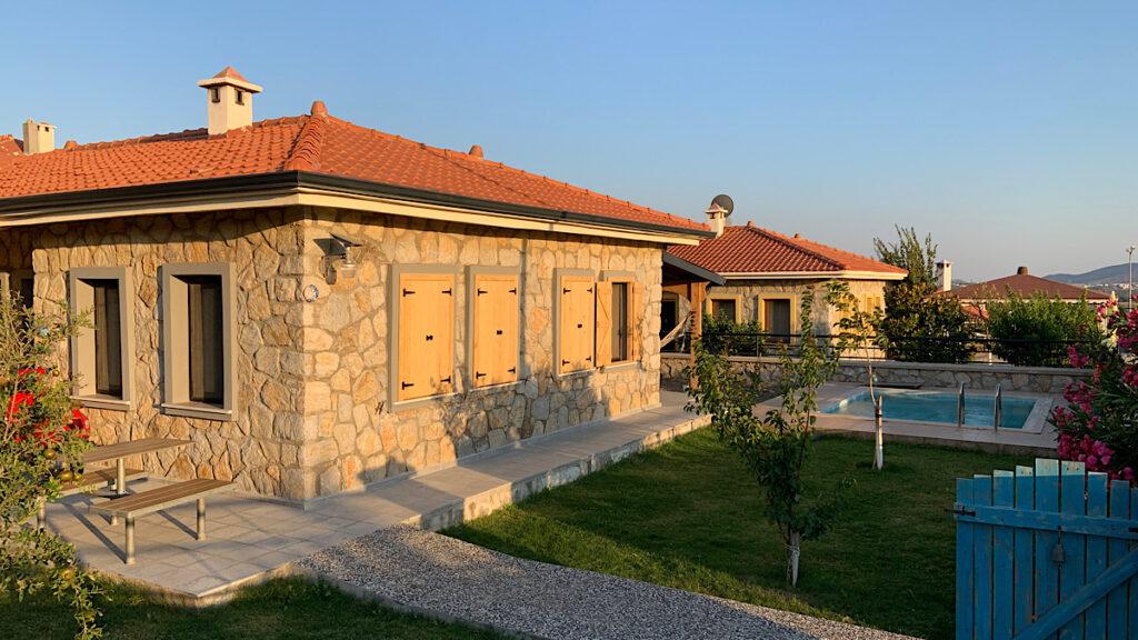 datçada villa kiralama
