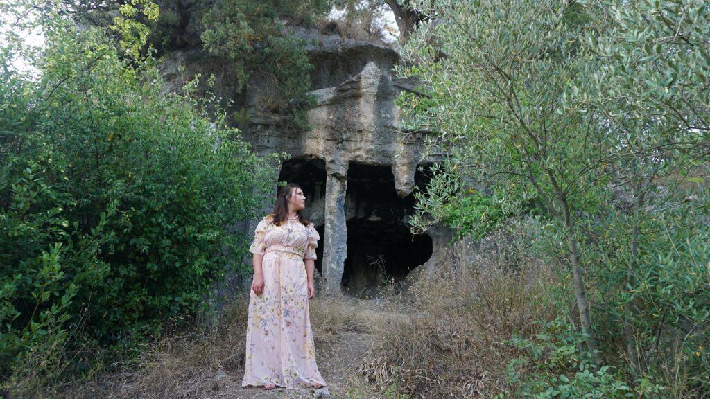göcek gezilecek yerler kaya mezarları