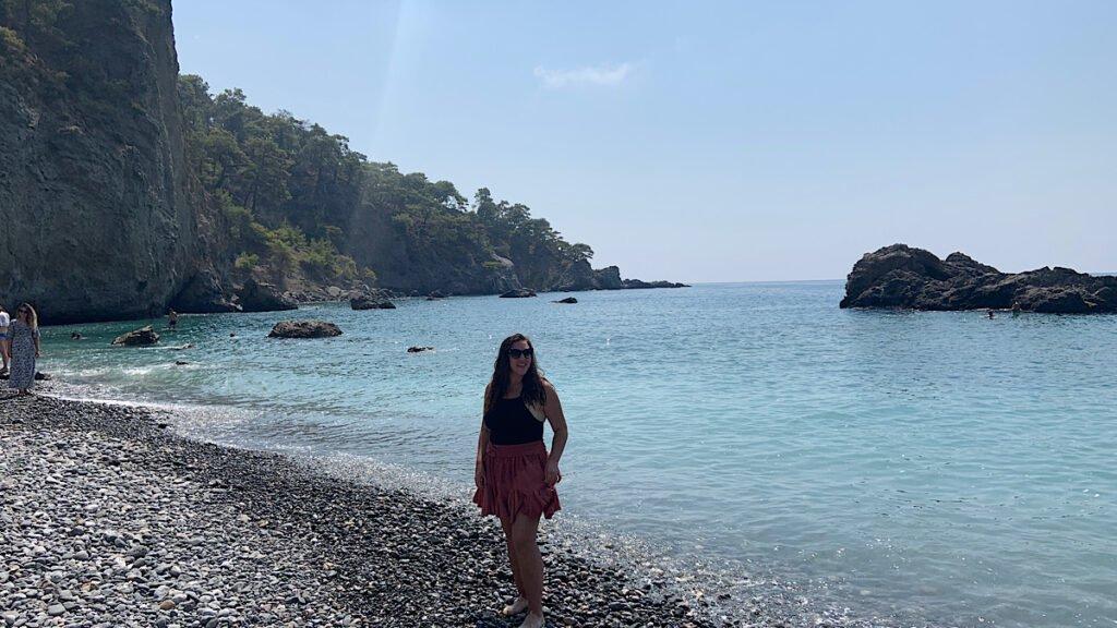 ölüdeniz koyları ve plajları