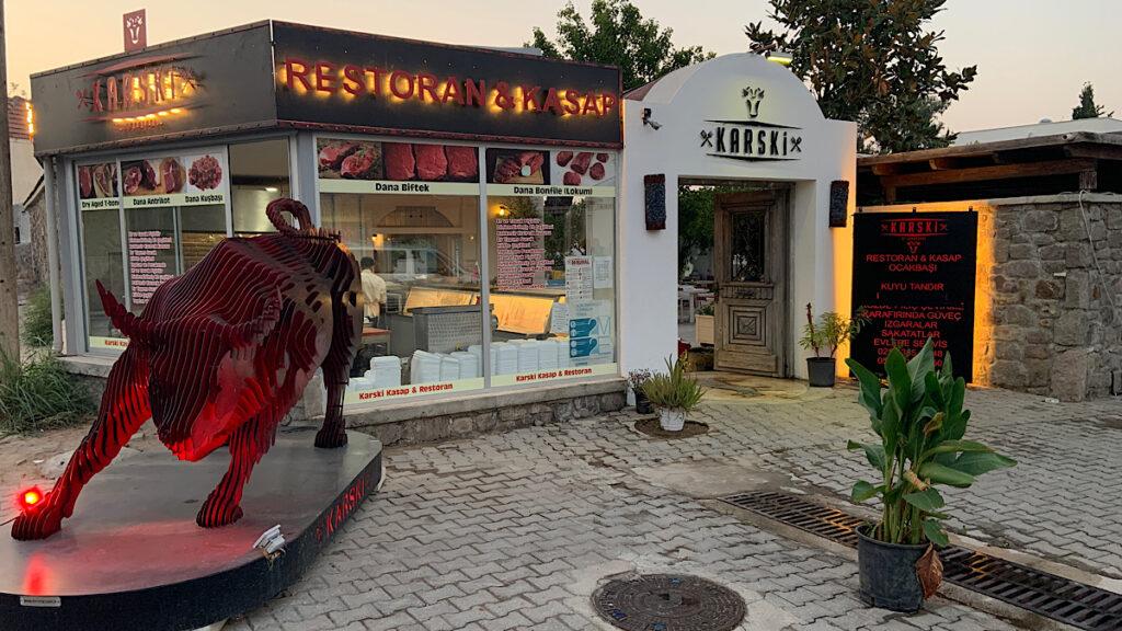 yalıkavak restaurant tavsiyesi steakhouse