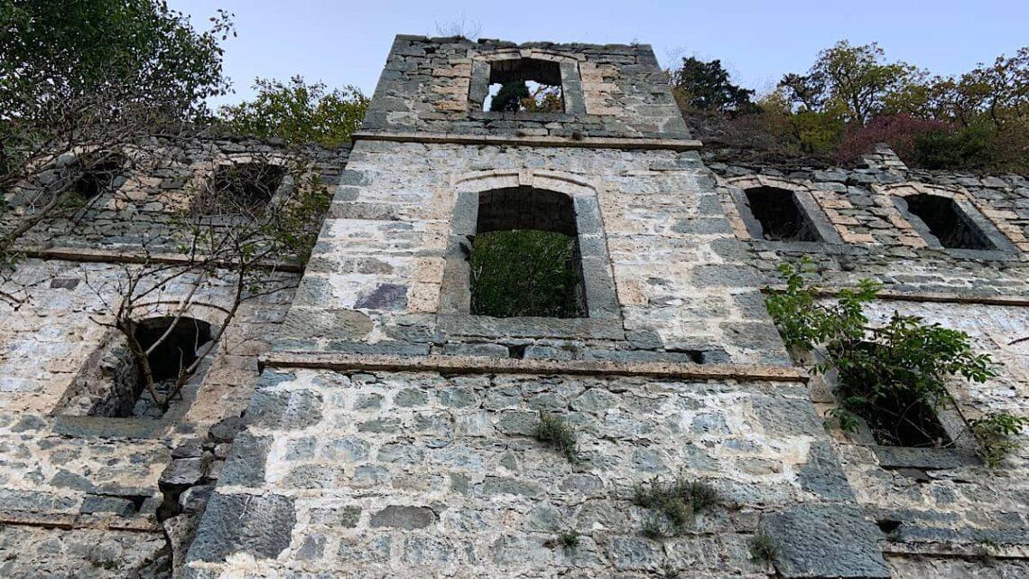 vazelon manastırı