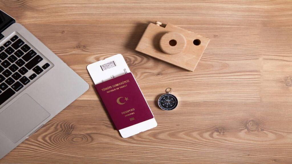 2021 pasaport harçları ve defter bedeli