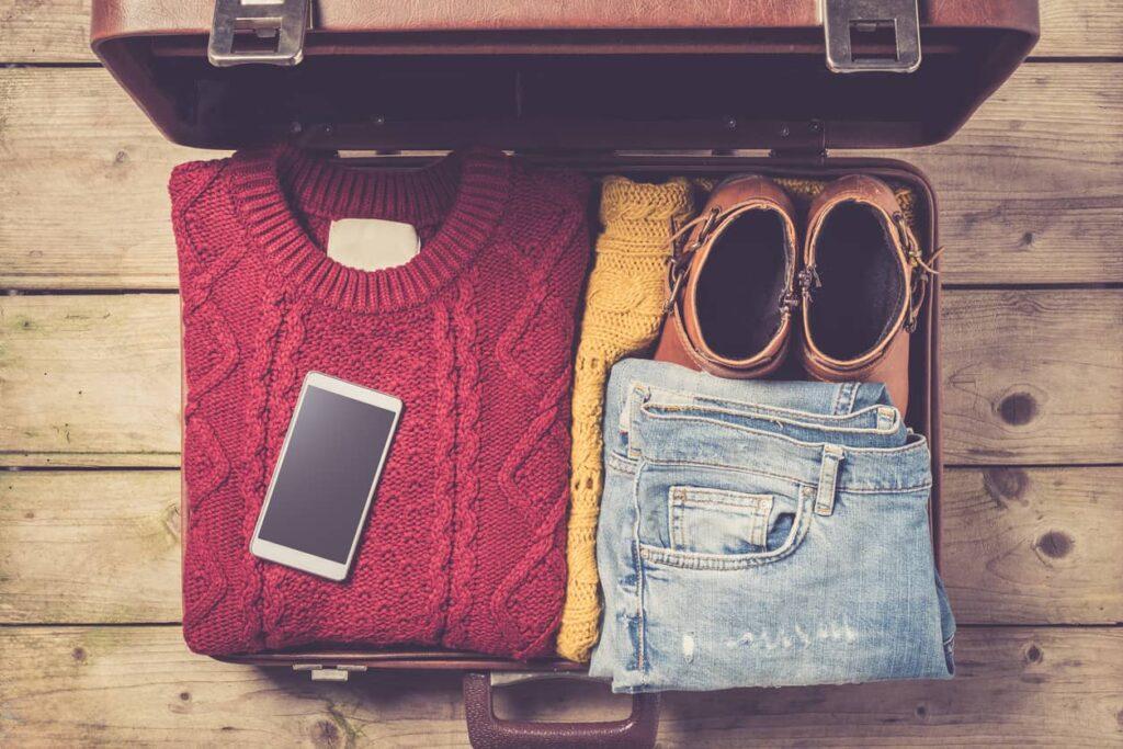 kışın seyahate giderken alınması gerekenler listesi