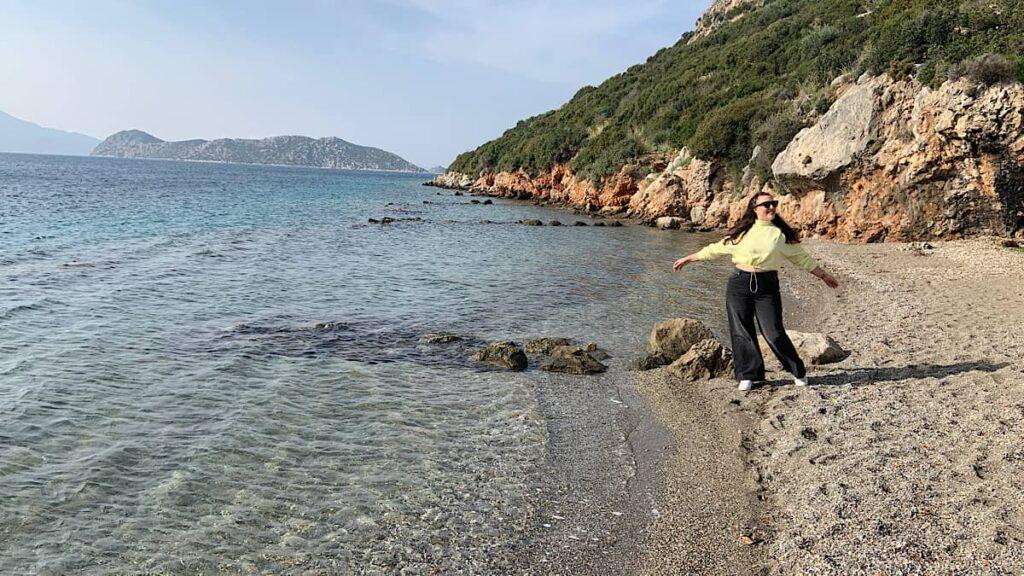 marmaris söğüt köyünün denizi nasıl