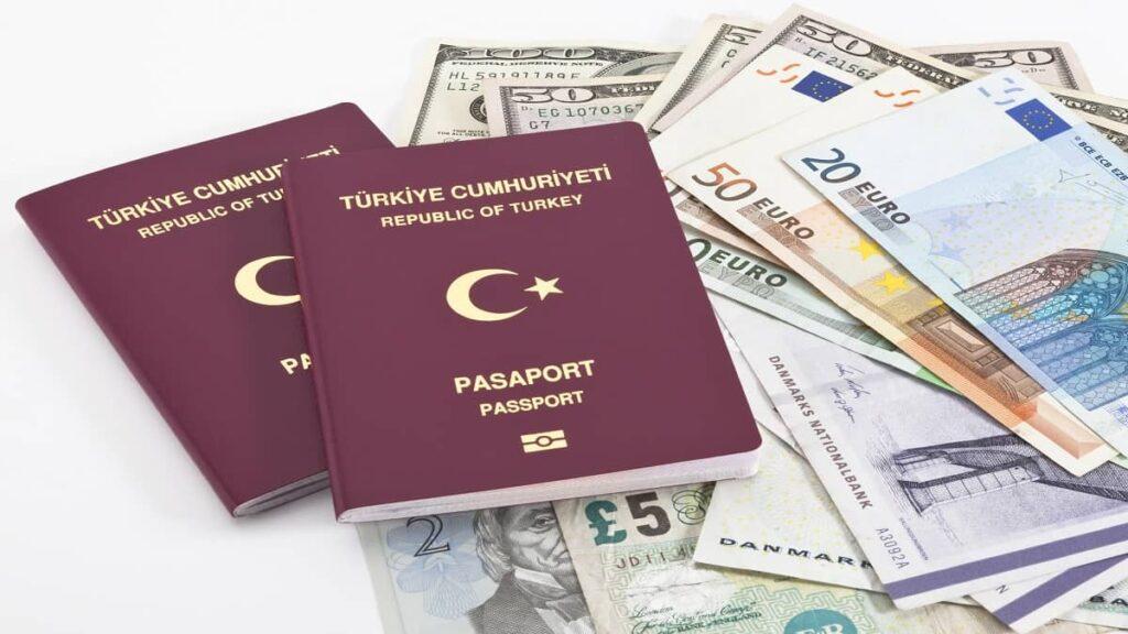 pasaport türleri ve harcı
