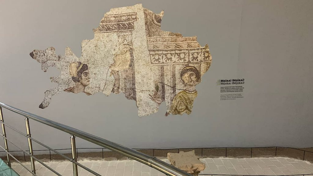şanlıurfa merkezde gezilecek yerler mozaik müzesi