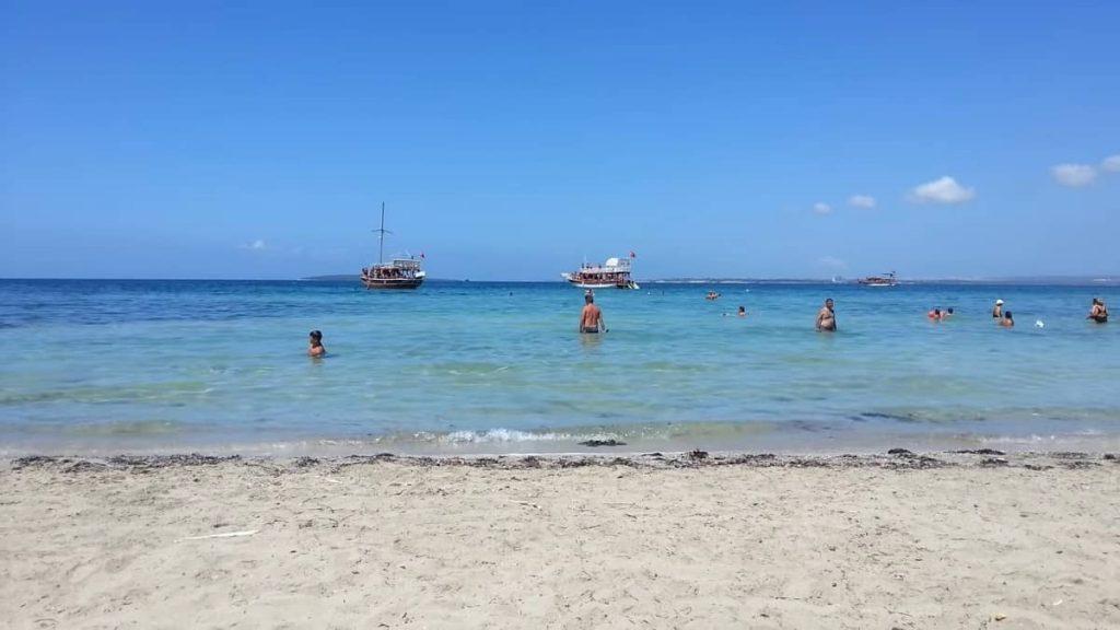 muğla milas koyları ve plajları