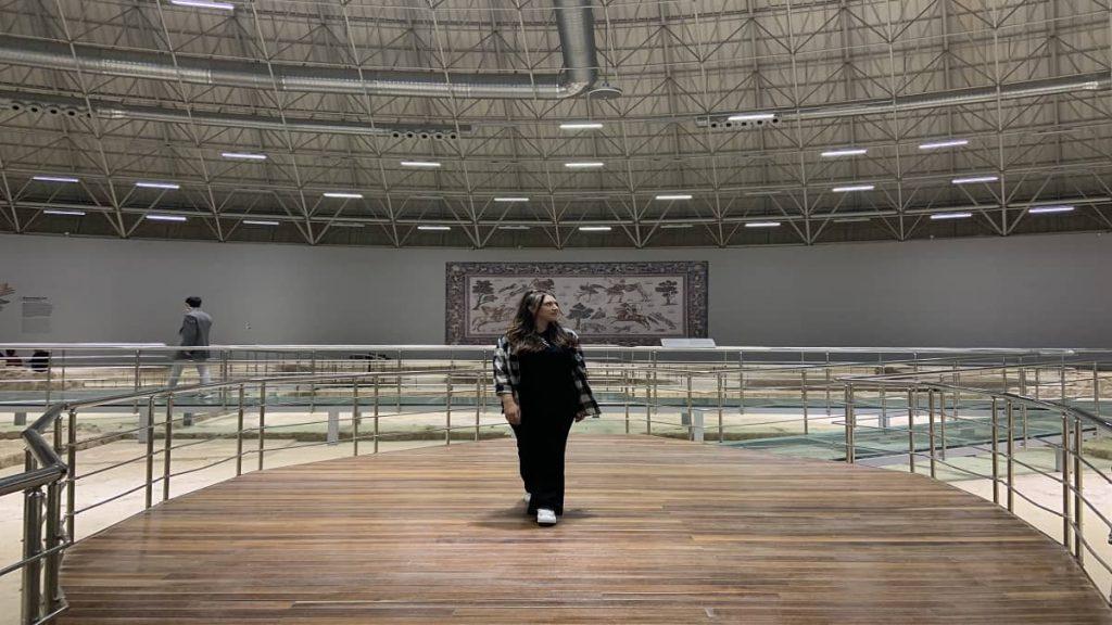 şanlıurfa merkezde gezilecek yerler halepli bahçe mozaik müzesi