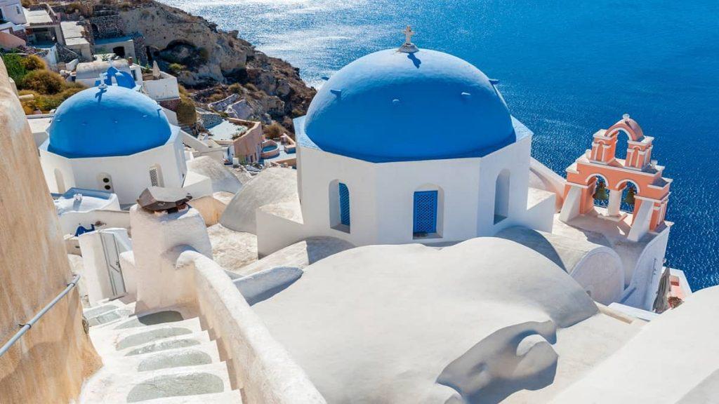 Santorini Nerede, Santorini'ye Nasıl Gidilir ?
