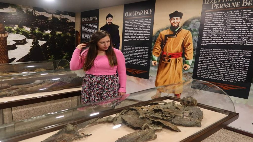 amasya merkez arkeoloji müzesi