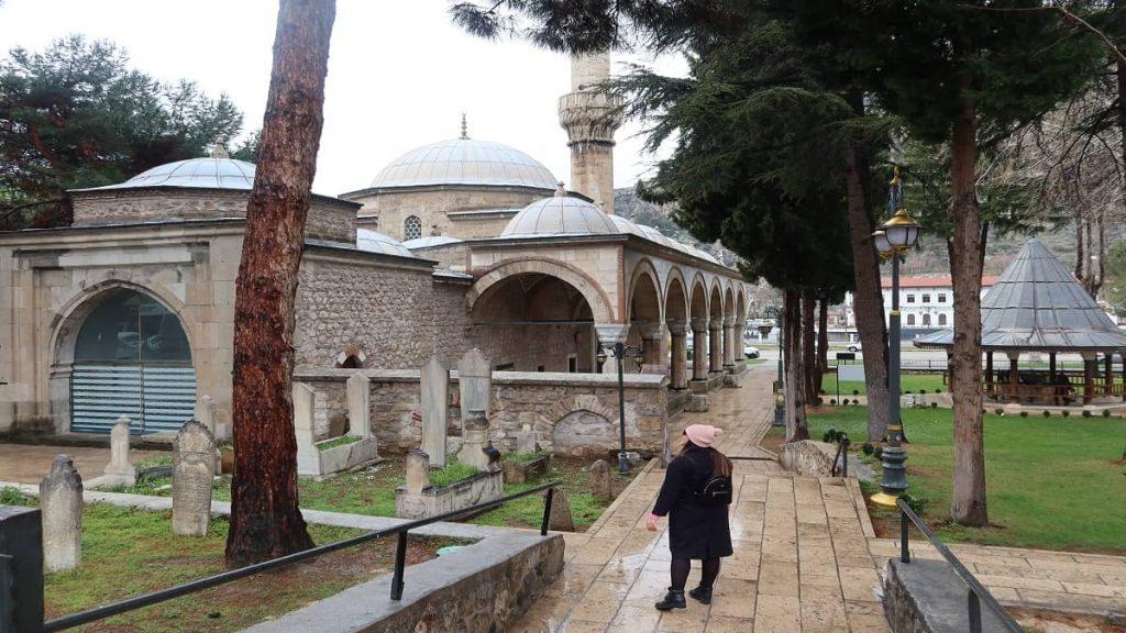 amasya gezilecek yerler mehmet paşa camii